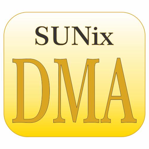SUNix Digital Marketing Agency Logo